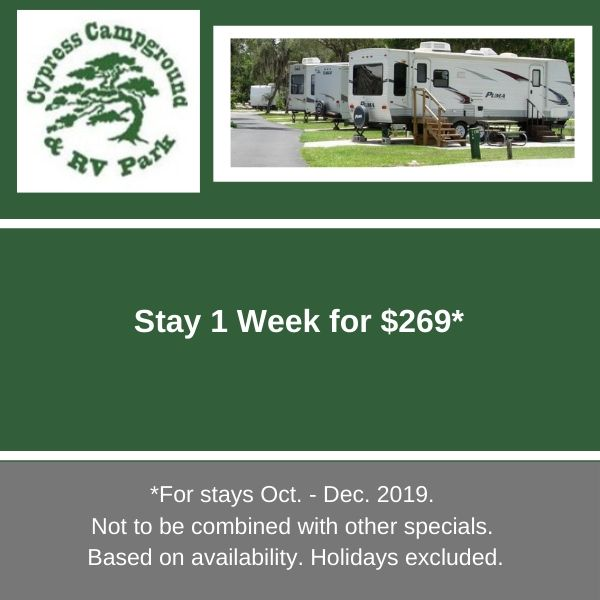 rv special prices