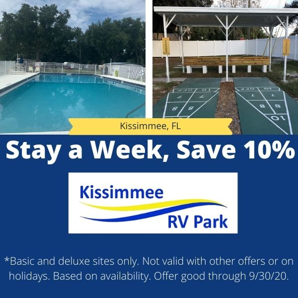 Stay a Week, Save 10%