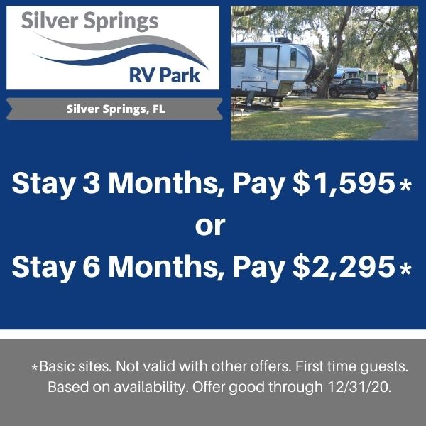 Stay 3 Months, Pay $1,595 or Stay 6 Months, Pay $2,295